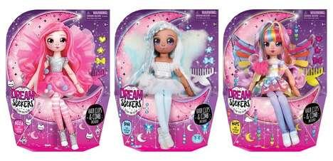 Fashion-Conscious Fairy Dolls