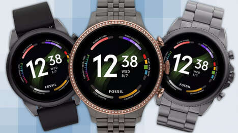 Dynamic Fast-Charging Smartwatches