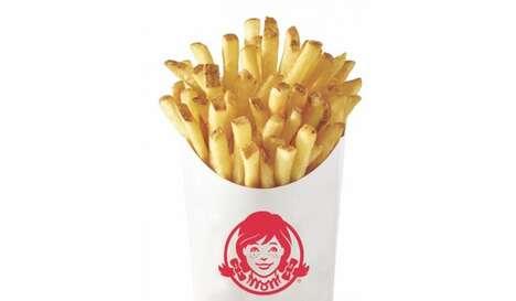 Extra-Crispy Heat-Retaining Fries