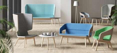 Group Workspace-Enhancing Furniture