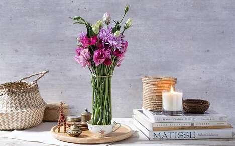 Minimalistic Vase Convertors