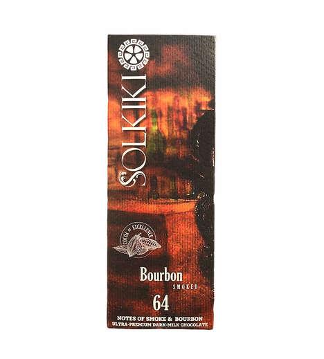 Smoky Chocolate Bars