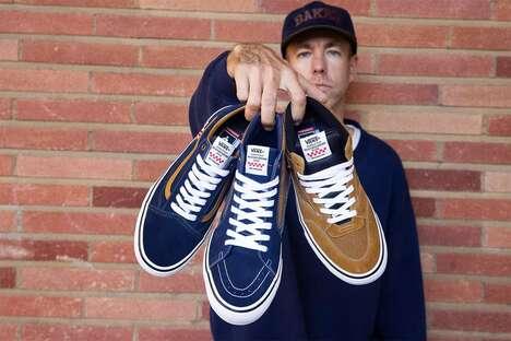 Functional Skate Shoe Designs