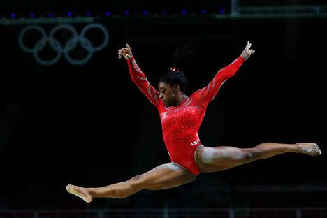 Olympic Gymnast NFTs