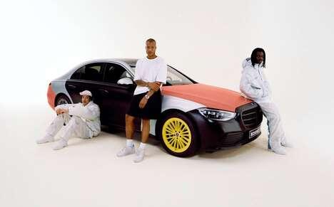 Upcycled Airbag Fashion