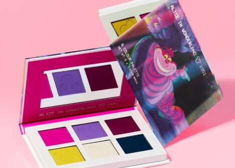 Movie-Inspired Cosmetic Colorways