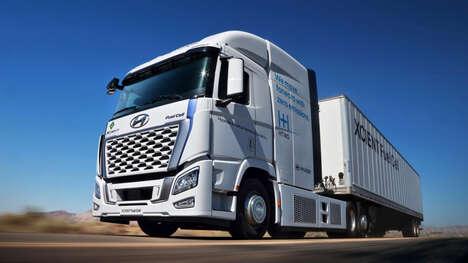 Hydrogen-Powered Transportation