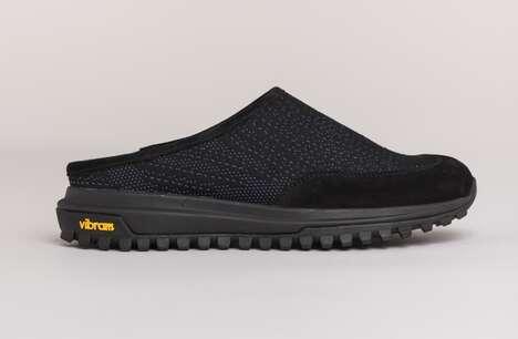 3D-Knit Hiking Footwear