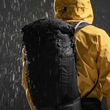 Steel-Strength Packable Backpacks