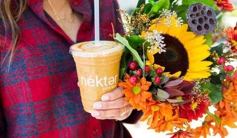 Energizing Pumpkin-Based Beverages