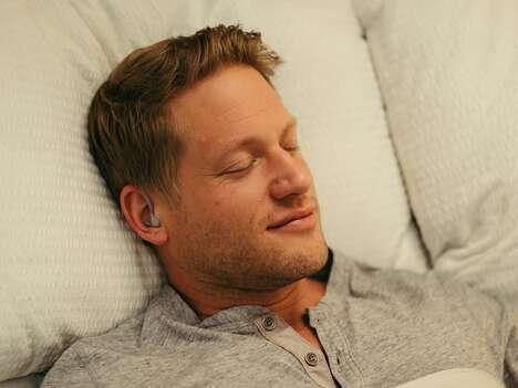 Personalized Sleep Coaching Earbuds