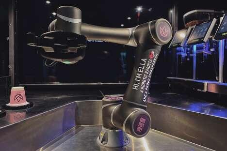Robotic Barista Services