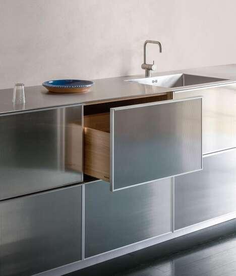 Luminous Kitchen Designs