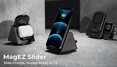 Modular Smartphone Charger Docks