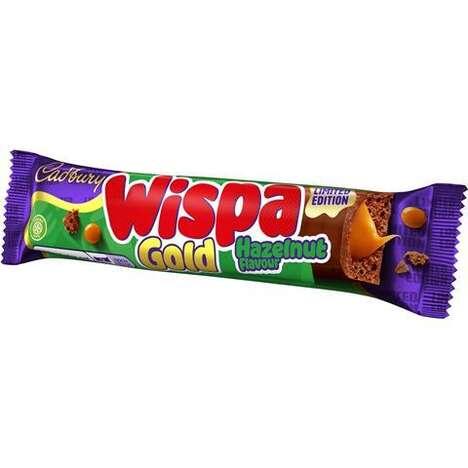 Limited-Edition Hazelnut Candy Bars