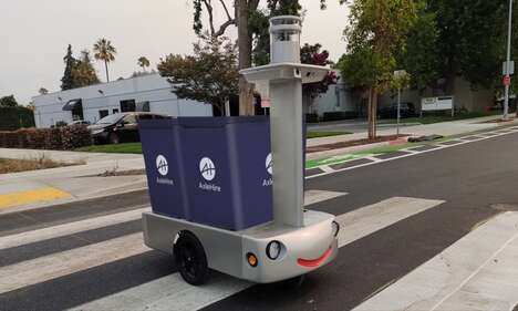 Sustainable E-Cargo Delivery Startups