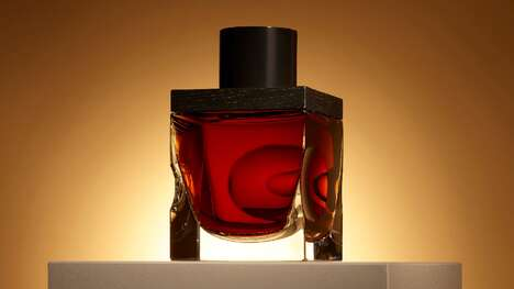 Transluscent Handblown Whisky Vessels