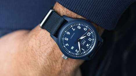 Limited-Edition Ceramic Timepieces