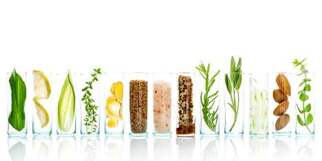 Glow-Focused Botanical Ingredients