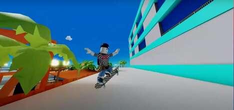 Metaverse-Based Skateparks