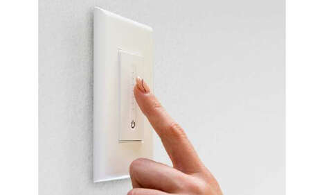 User-Friendly Smart Wall Dimmers