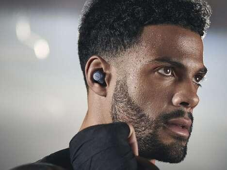 Snug Sport-Ready Earbuds