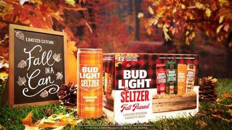 Autumnal Seltzer Variety Packs