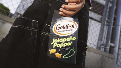 90s-Inspired Cracker Flavors