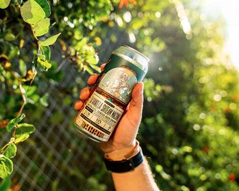 Collaboration Vanilla Cappuccino Beers