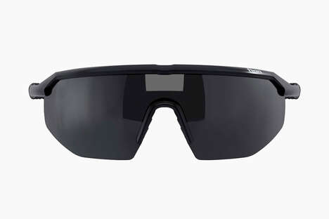 Athlete-Focused Lightweight Glasses