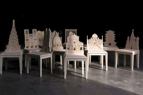 International Architectural Icon Chairs