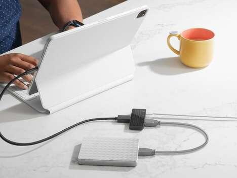 Mini Connectivity USB Hubs