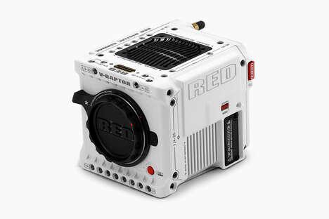 Compact 8K Cinema Cameras