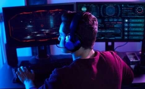 Lossless eSports Headsets