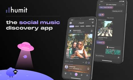 Social Music Discovery Apps