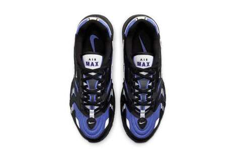 Retro Contrasting Chunky Sneakers