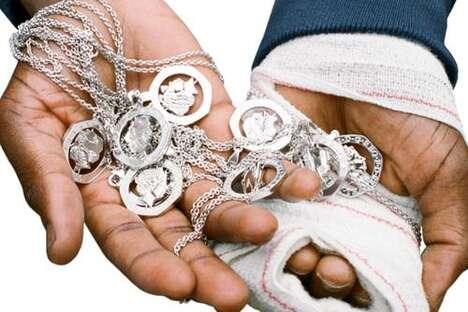 Artful Statement Silver Jewelry