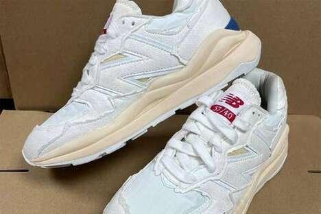 Worn-In Aesthetic Sneakers