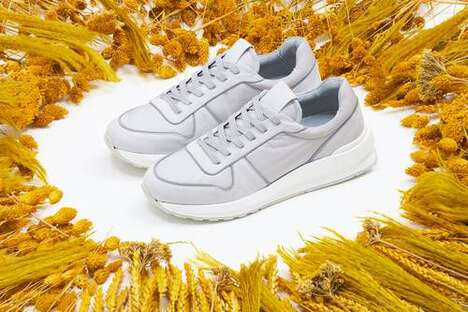 Plant-Based Sustainable Sneakers