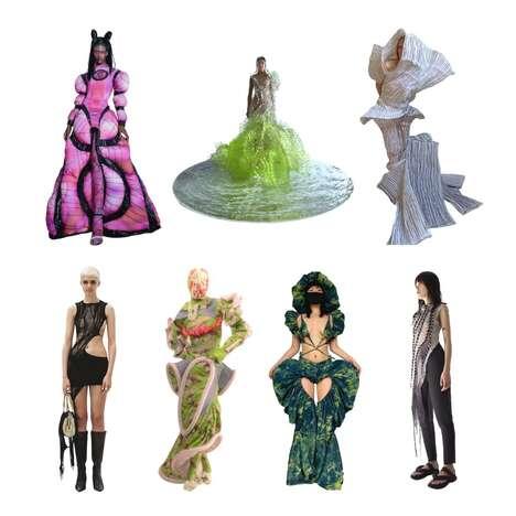 NFT Fashion Showcases