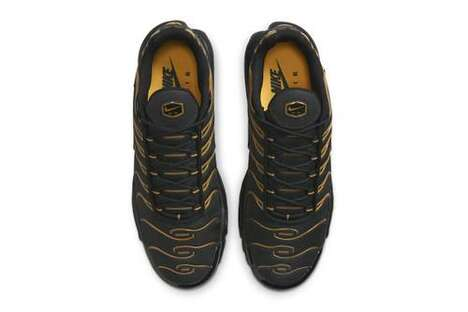 Wavy Gradient Chunky Footwear
