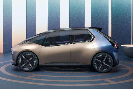 100% Sustainable Luxury Vehicles