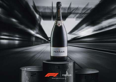 Exclusive Sportscar Champagnes