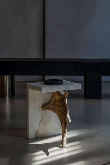 Playful Brutalist Furniture Designs
