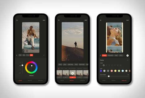 Pro-Grade Video Editing Apps