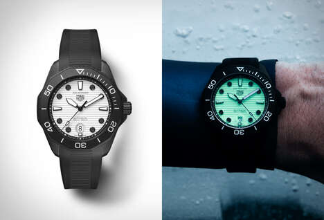 Luminescent Spy-Approved Timepieces