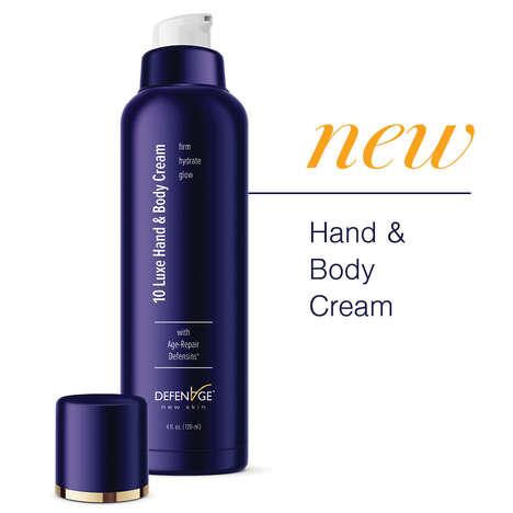 Ultra-Regenerating Body Creams