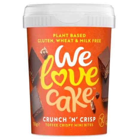 Plant-Powered Cake Bites