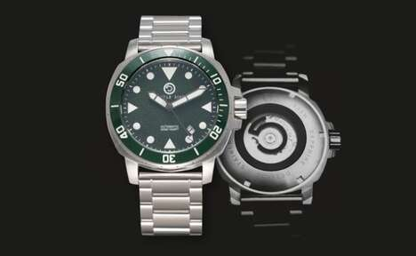 Sustainability Focused Diver Watches