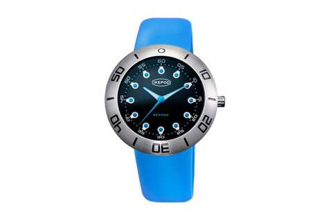 UFO-Inspired Dive Watches